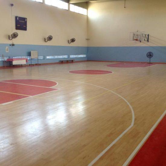 """אולם ספורט מתנ""""ס פירסט טבריה"""